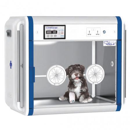 Curadle 160 Max Smart Pet Icu Incubator