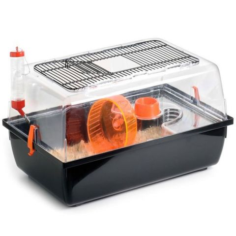 Clear fun hamster cage for Fish tank for hamster
