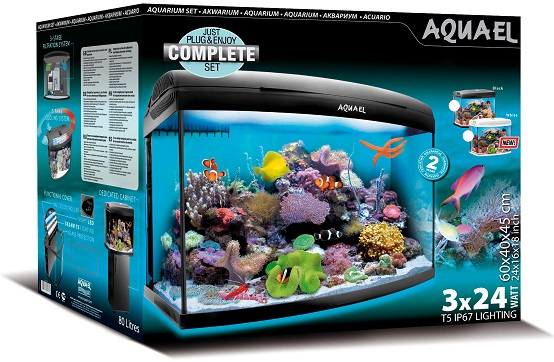 Aquael reef master 60 for Discount aquarium fish and reef